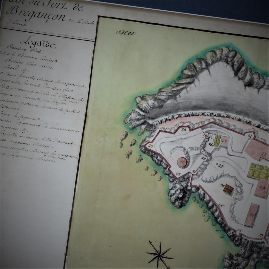 """""""Le Fort de Bregançon"""""""