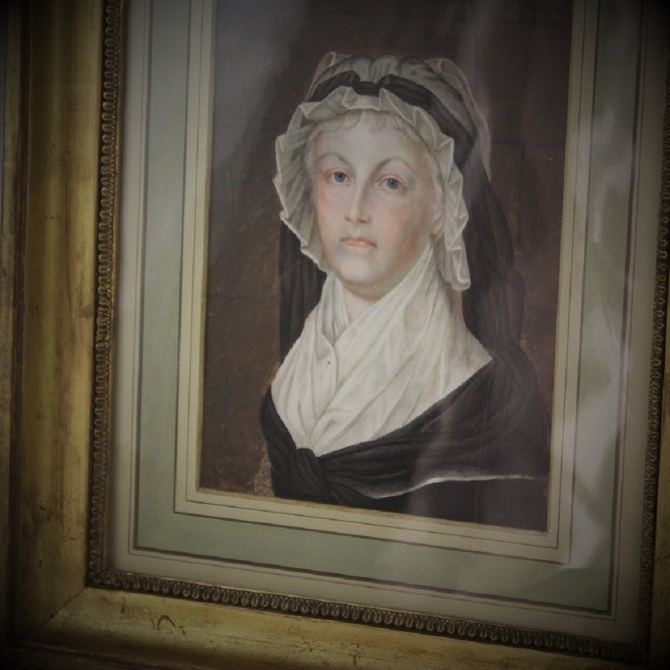 Portrait de Marie-Antoinette