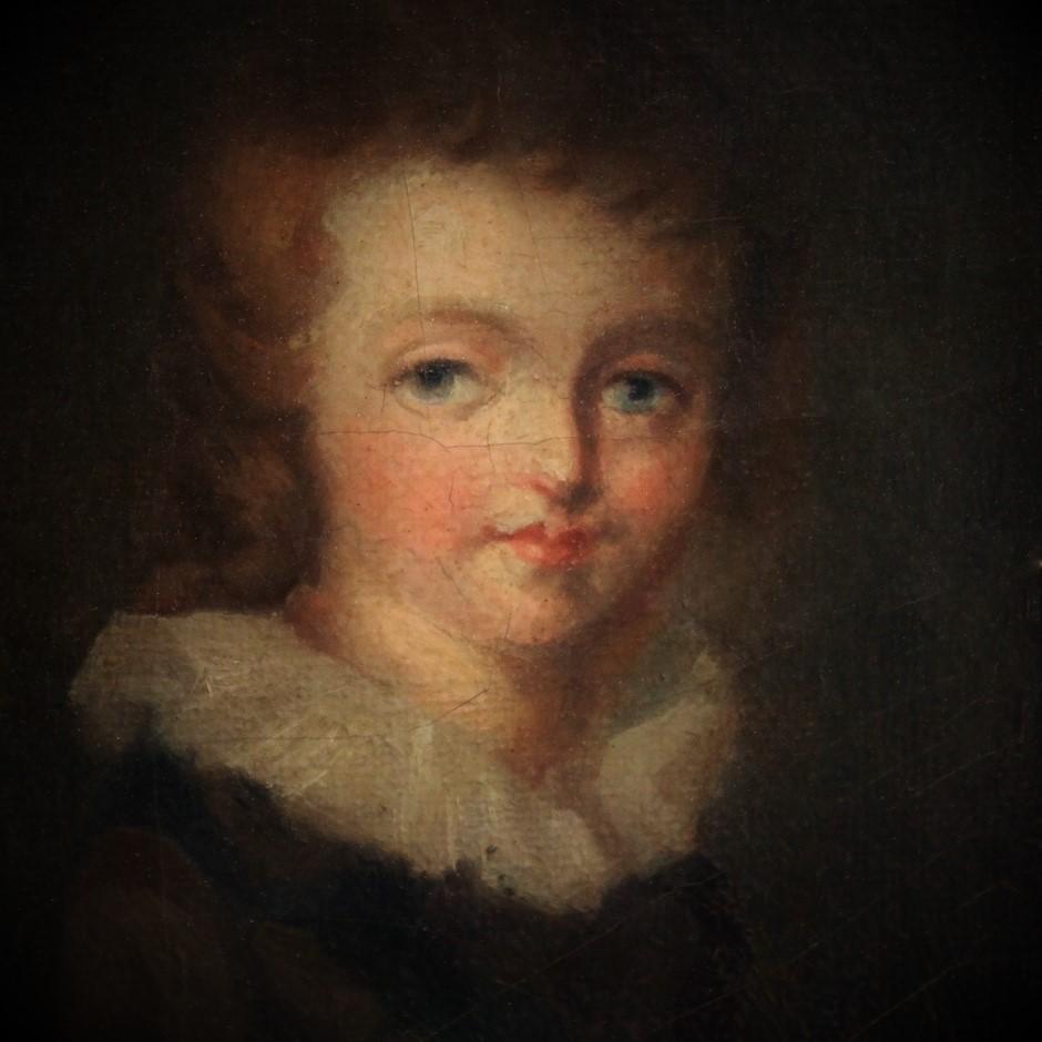 Futur Louis XVII (Détail)